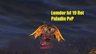 19 Paladin Twink Guide