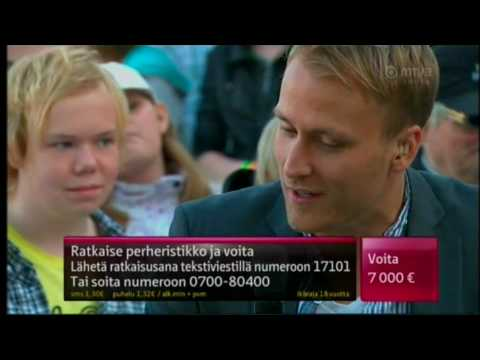 Indica-Interview In MTV3 Pitkä Kuuma Kesä 20.06.2010