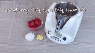 수제딸기청으로 맛있는 딸기라떼 만들기 /쿠킹마스터올다,…