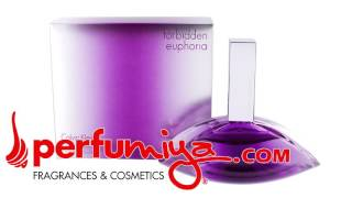 Forbidden Euphoria for women by Calvin Klein from Perfumiya