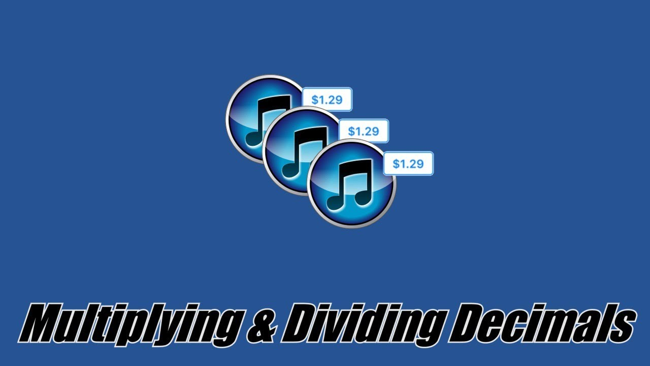 Multiplying and Dividing Decimals | 7.NS.A.2c | 7th Grade Math - YouTube