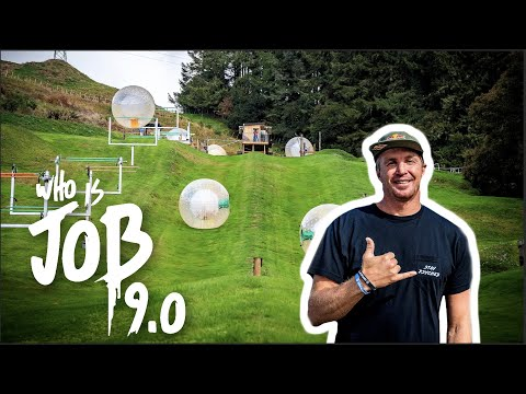 Giant Inflatable Balls and a Raglan Session | Who is JOB 9.0 S8E7