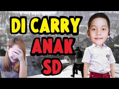 ANAK SD BUKAN KALENG KALENG - PUBG MOBILE INDONESIA