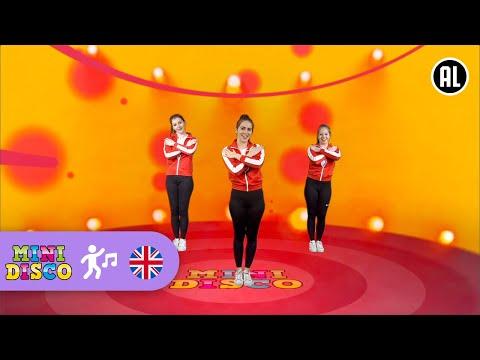 Children's Songs | SOCO BATE VIRA | Dance | Video | English Version | Mini Disco