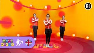 Childrens Songs  Dance  Video  SOCO BATE VIRA  English Version  Mini Disco