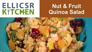 Nut & Fruit Quinoa Salad