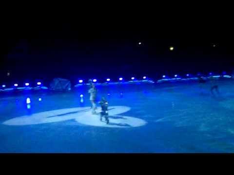 ледовое шоу снежный король 2 Плющенко на льду