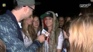 Dawid Kwiatkowski - kulisy koncertu - Weekend z Jankesem