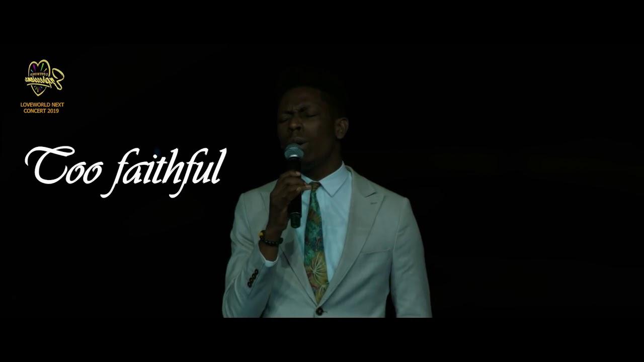 moses bliss faithful youtube