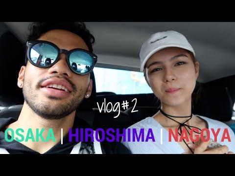 TOURING JAPAN | Osaka, Hiroshima, Nagoya