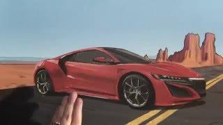 Прикольное рисованное видео о истории Honda
