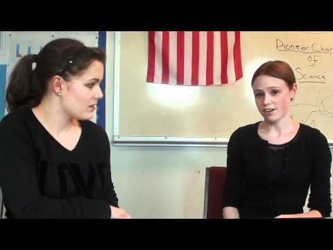 Pioneer Charter School Of Science Black Out Bullying Interview with Ms. Dwyer