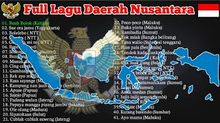 FULL LAGU DAERAH INDONESIA TERBAIK SEPANJANG MASA