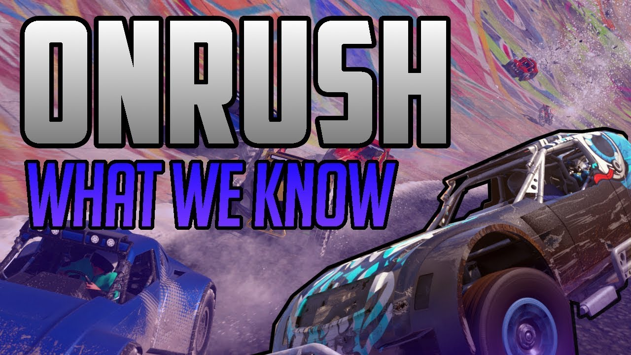 What we know about Onrush