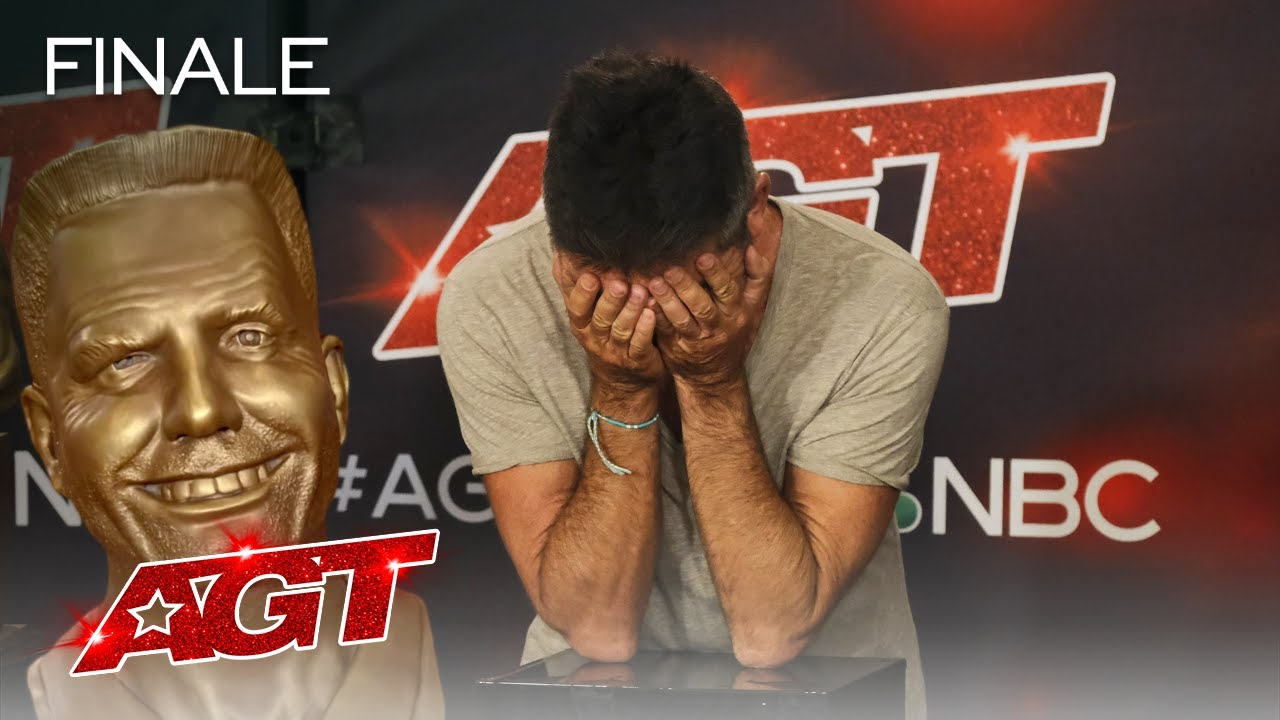 Download The AGT Judges And Terry Crews Receive a Stunning SURPRISE! - America's Got Talent 2021