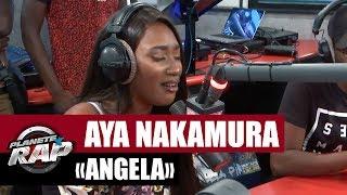 """Aya Nakamura """"Angela"""" #PlanèteRap"""