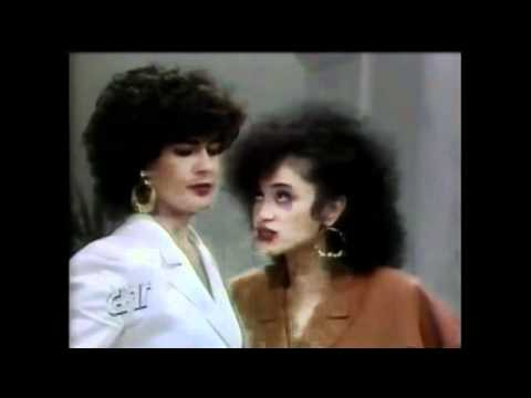 TI TI TI 1985  Clotilde acaba de vez com a farra de Monica