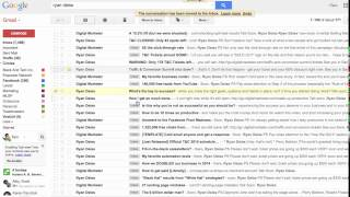How To Retrieve Your Archived Emails From Gmail