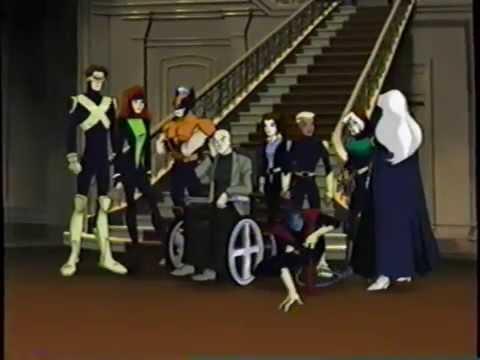 X-Men - Evolution (2000) Teaser (VHS Capture)