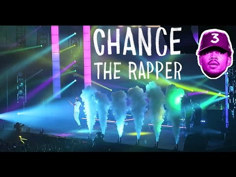 CHANCE THE RAPPER CONCERT 2017 LIVE! BE ENCOURAGED TOUR (FULL CONCERT) + INSANE ENDING SAN DIEGO