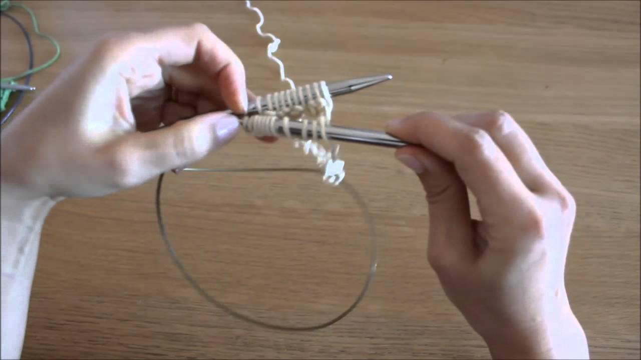 Curso de trico querido tricot magic loop youtube - Tricot aiguilles circulaires magic loop ...