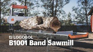 B1001 Band Sawmill