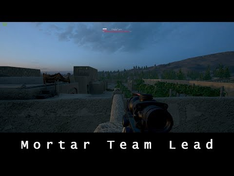 SQUAD 9.4 | Mortar Team Lead - US - SL