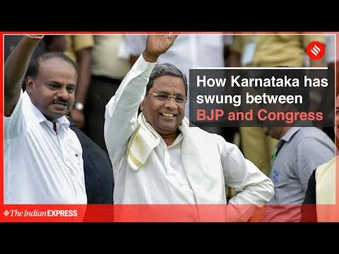 Lok Sabha Election 2019 | How Karnataka has swung between BJP and Congress Mp3