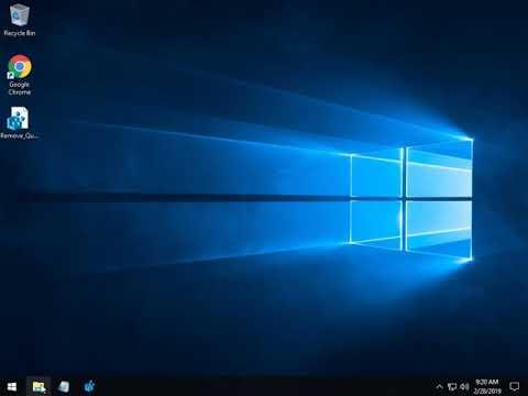 How to Remove Quick Access in Windows 10 File Explorer