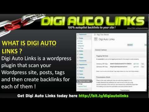 Digi Auto Links Review - Why It Is So Awesome !