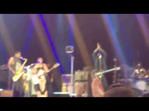 Lenny Kravitz 2015 - Always on the Run - Stockholm Gröna Lund Aug. 3