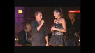 Natalia Jimenez y Franco De Vita - Tan sólo tú (concierto 20aniversario Cadena100)