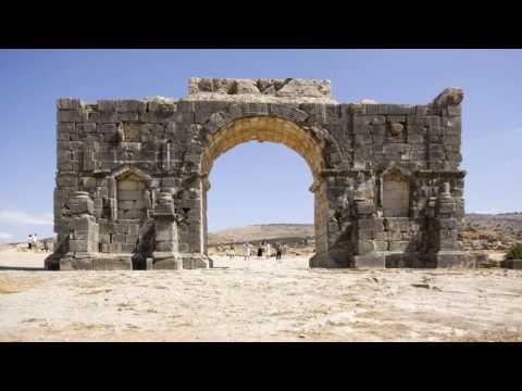 2 Viaggio in Marocco Volubilis Morocco travel guide video di Marco Pistolozzi Avventure nel Mondo