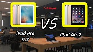 видео Обзор iPad Pro 9.7 сравнение с Air 2 и большим братом