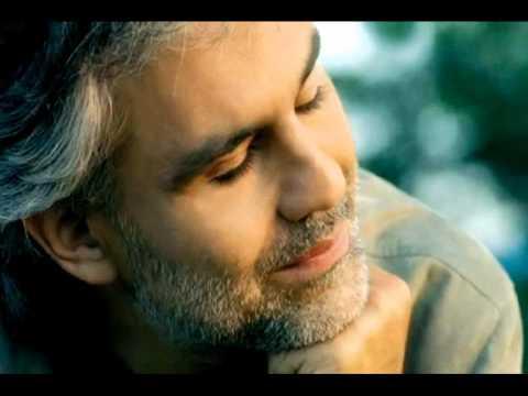 Andrea Bocelli- Mascagni