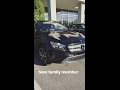 Picking up the 2017 Mercedes GLA 250