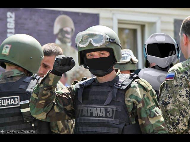 Спецгражданская война в России. Миф или реальность?
