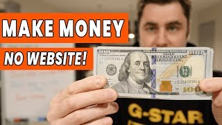 Want to make money online with no or website? this is the video for you. learn how do it! full ecom training + mentorship 👉https://ecomelites.com/cl...