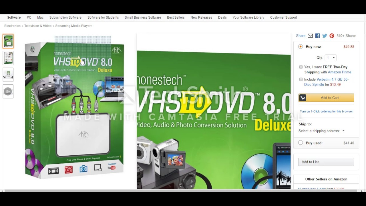 Best seller 2017 new vhs to dvd converter for mac download