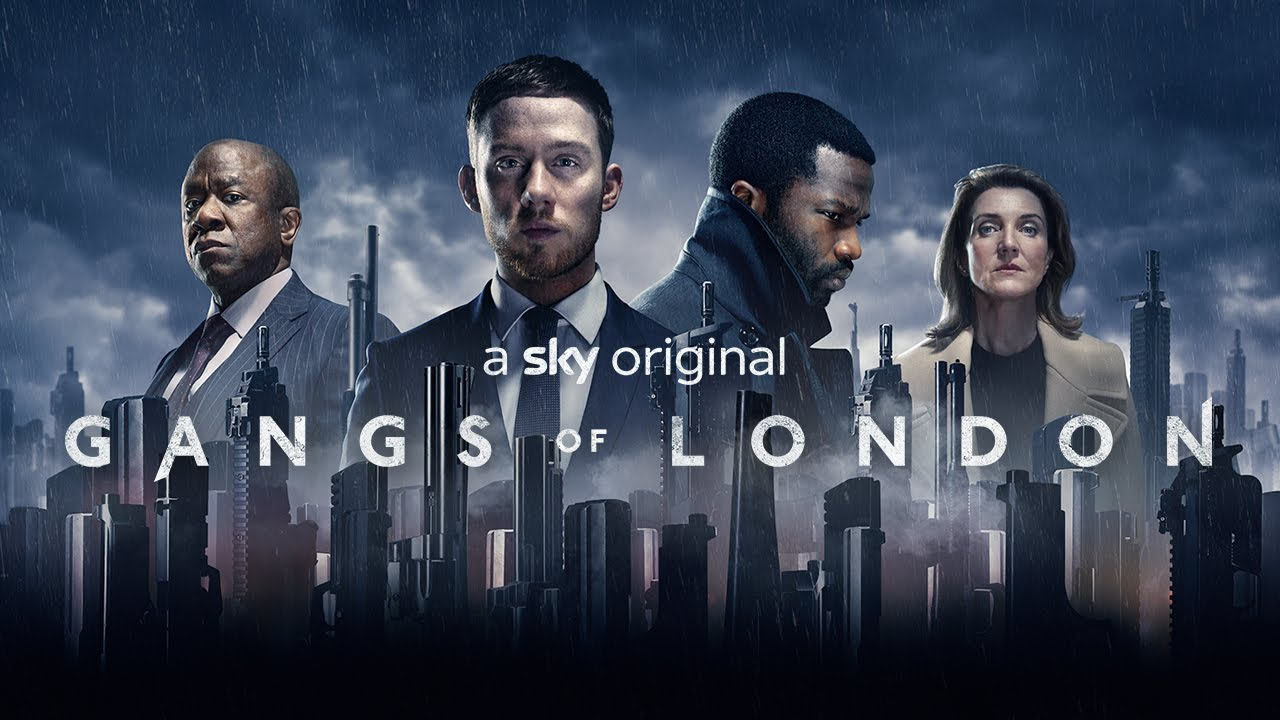 Download Gangs of London   Official Trailer   Sky Atlantic