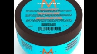 Deep conditioning with morroccan oil  intense hydrating mask ... stretching my hair ... soft waves