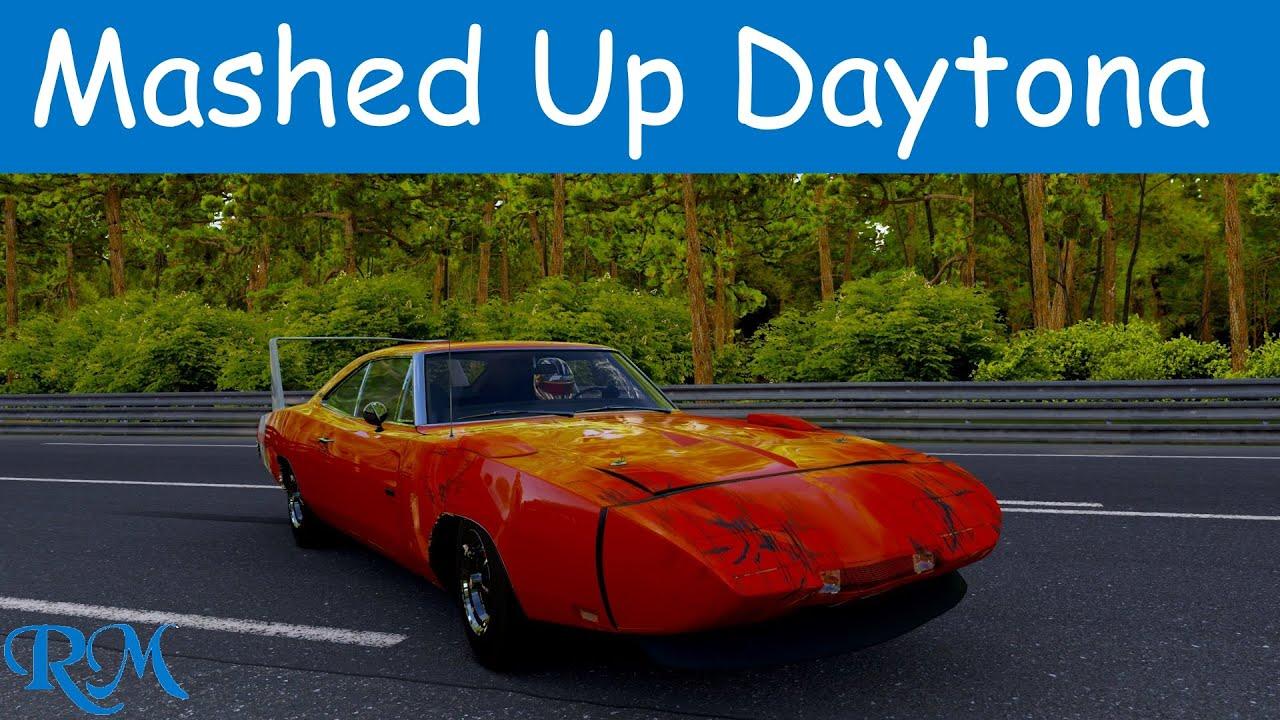 Forza 6 - 1969 Charger Daytona Top Speed - YouTube
