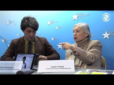 Brusseldə keçirtdiyimiz brifinqlə bağlı açıqlama - Emin Huseynov və Leyla Yunus