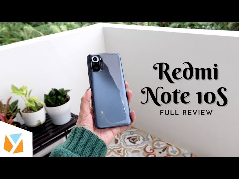 Xiaomi Redmi Note 10S Full Review