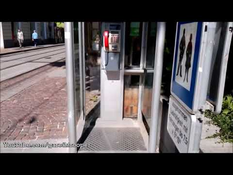 Telekom Austria Phone Booth in Graz