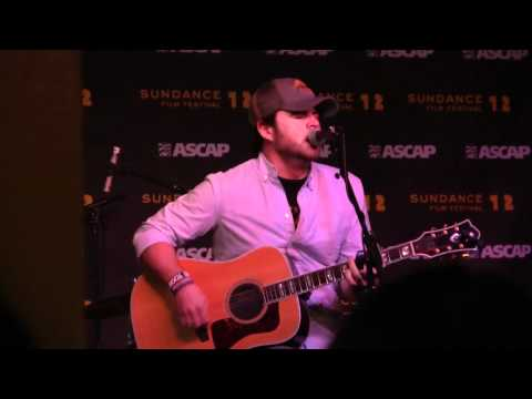 "David Nail- ""Let It Rain"" (720p HD) Live at Sundance Festival on January 23, 2012"