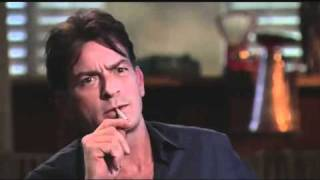 Repeat youtube video Best quotes from Charlie Sheen's interviews
