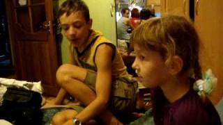 Домашнее видео 2: жаренные букашки 12 сентября 2009