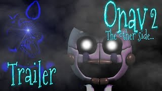 [FAN-GAME] One Night At Vapors 2 Official Trailer #2 (To VaporTheGamer)