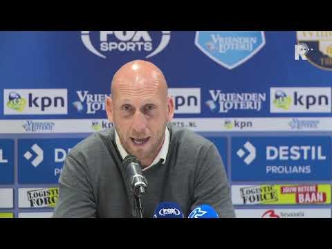 Jaap Stam na eerste competitiezege Feyenoord: 'Ik ben opgelucht'